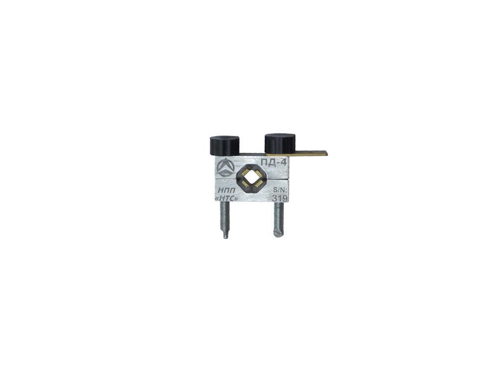 Датчик пульсаций давления ПД-4 в топливопроводе диаметром 4…6mm дизельного двигателя