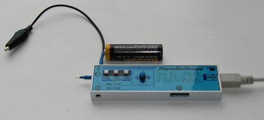 HandleScope