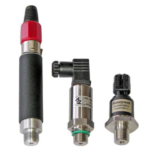 Датчики давления в цилиндре: Px, ADZ-SML-20.0 и HoneywellMLH300PAB01A